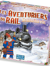 Les Aventuriers du Rail - Scandinavie