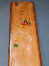 Curling pions boules