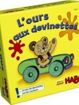 L'ours aux devinettes