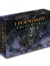 Legendary Encounters: an Alien Deck-building Game Expansion