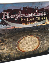 Hoplomachus: The Lost Cities
