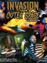 Invasion from outer space : the martian game