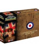 Heroes of Normandie - commonwealth army box