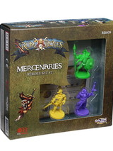 Rum And Bones: Mercenary Heroes Set 2