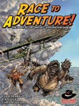 Race to Adventure : The Spirit of the Century Exploration Game