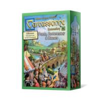 Carcassonne - extension 8 :  Ponts, Forteresses et Bazars