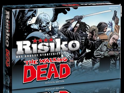 RISIKO The Walking Dead – Die Survival Edition