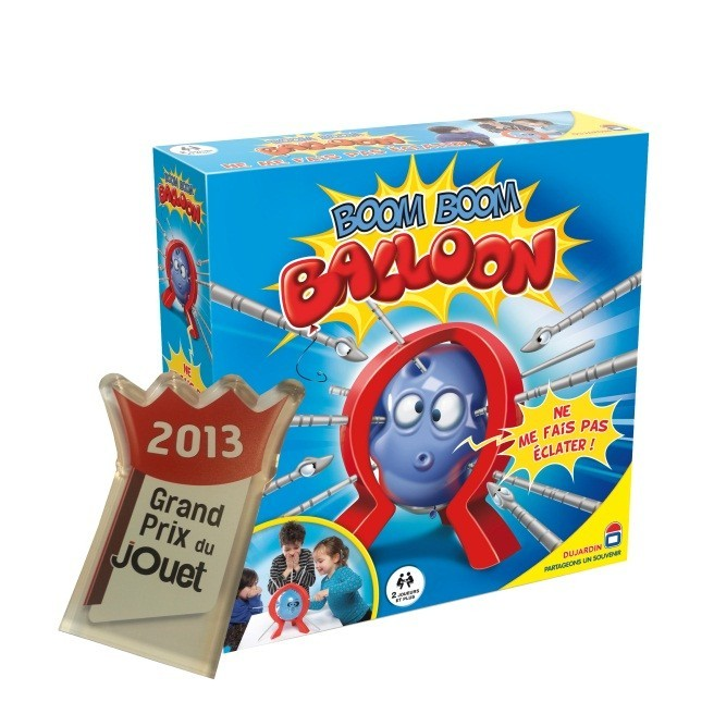 Boom boom balloon : box