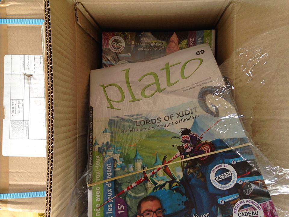 Plato 69 livraison