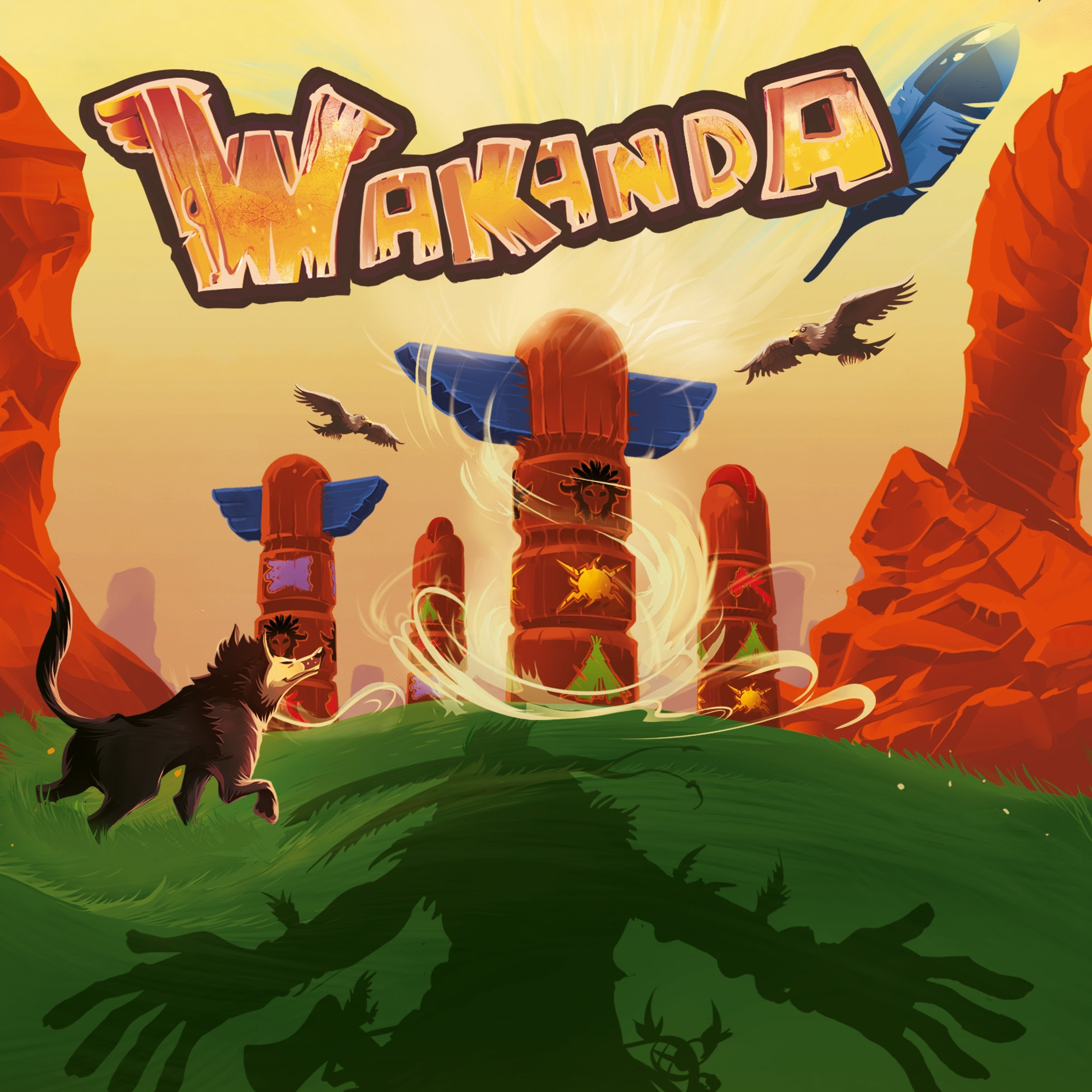 Wakanda, totems sans tabous