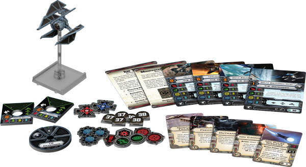 X-Wing - Miniatures Game : TIE Defender