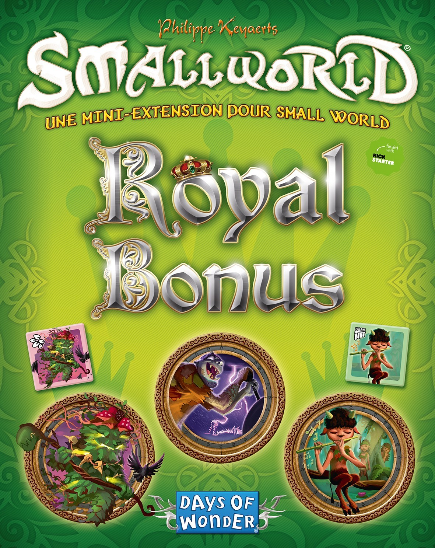 Small World : Royal Bonus, l'automne des petits peuples
