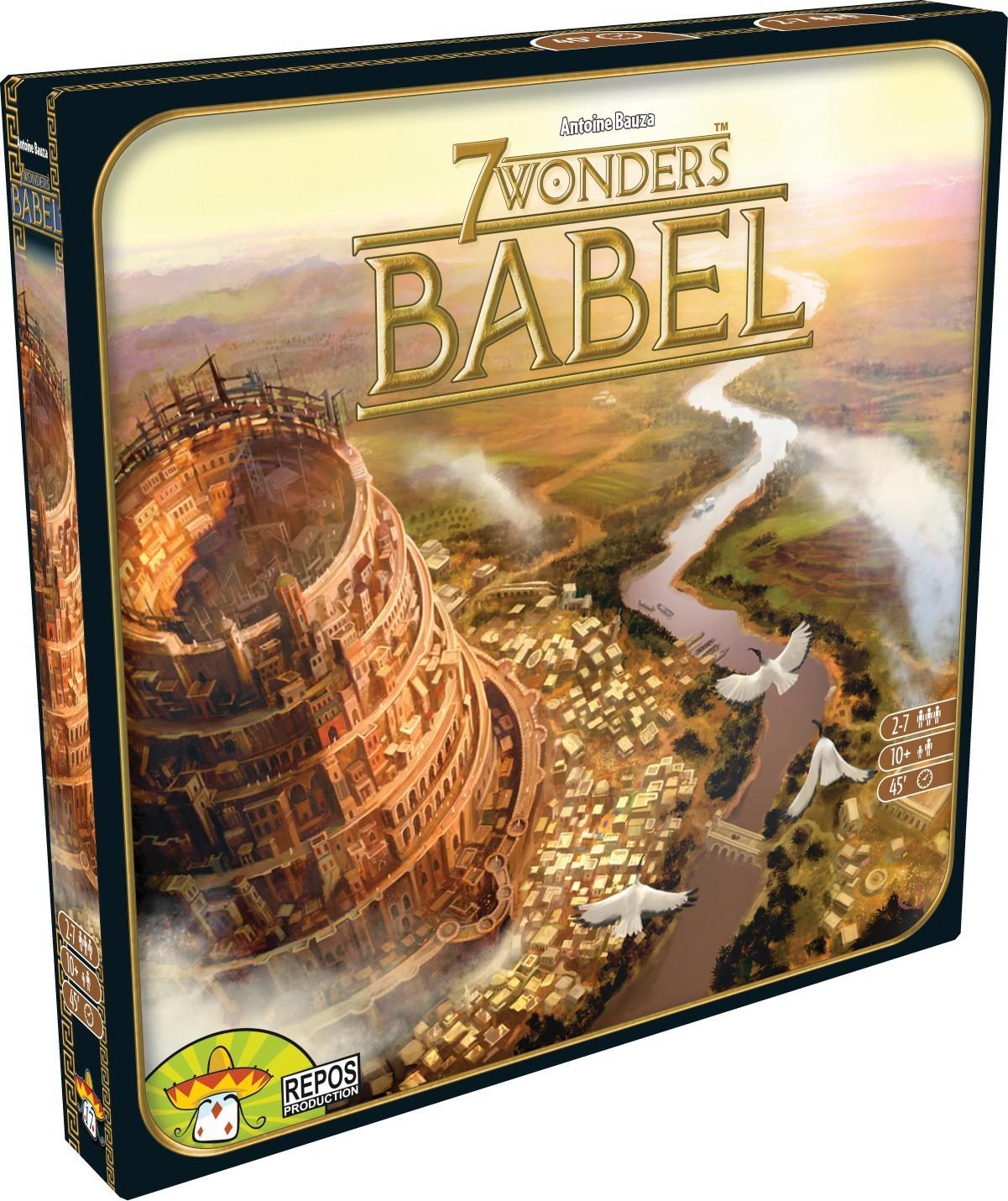 7 Wonders : Babel