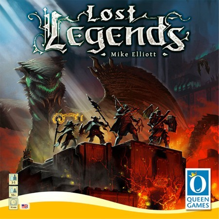 Lost Legends de Mike Eliot