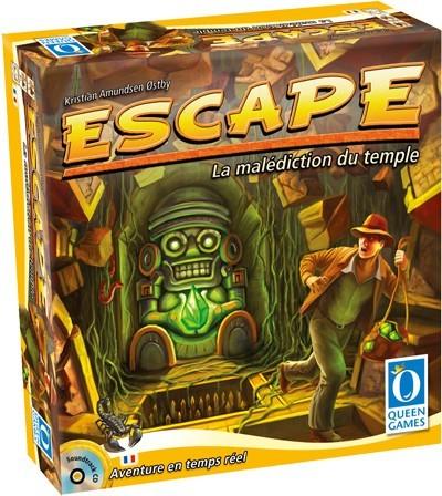 <p>Escape, on aime ou pas, mais c'est là !</p>
