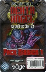 Space Hulk Death angel : Pack Mission 1