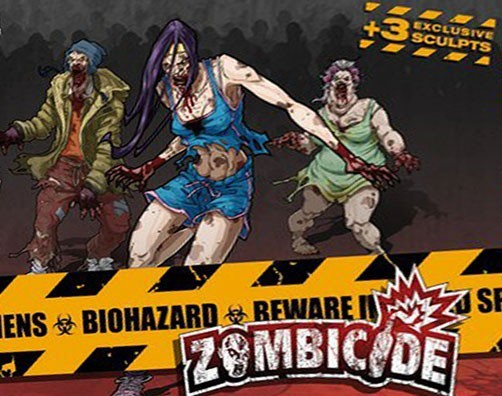 Zombicide : Walk of the Dead II est dispo