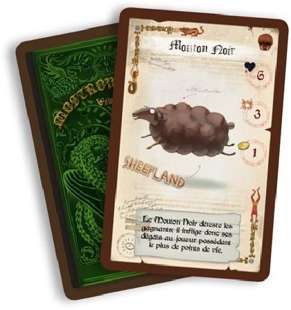 Dungeon Fighter : Mouton Noir