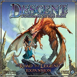 Descent : Road to Legend