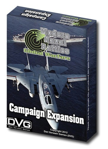 Modern Naval Battles : Global Warfare - Campaign Expansion