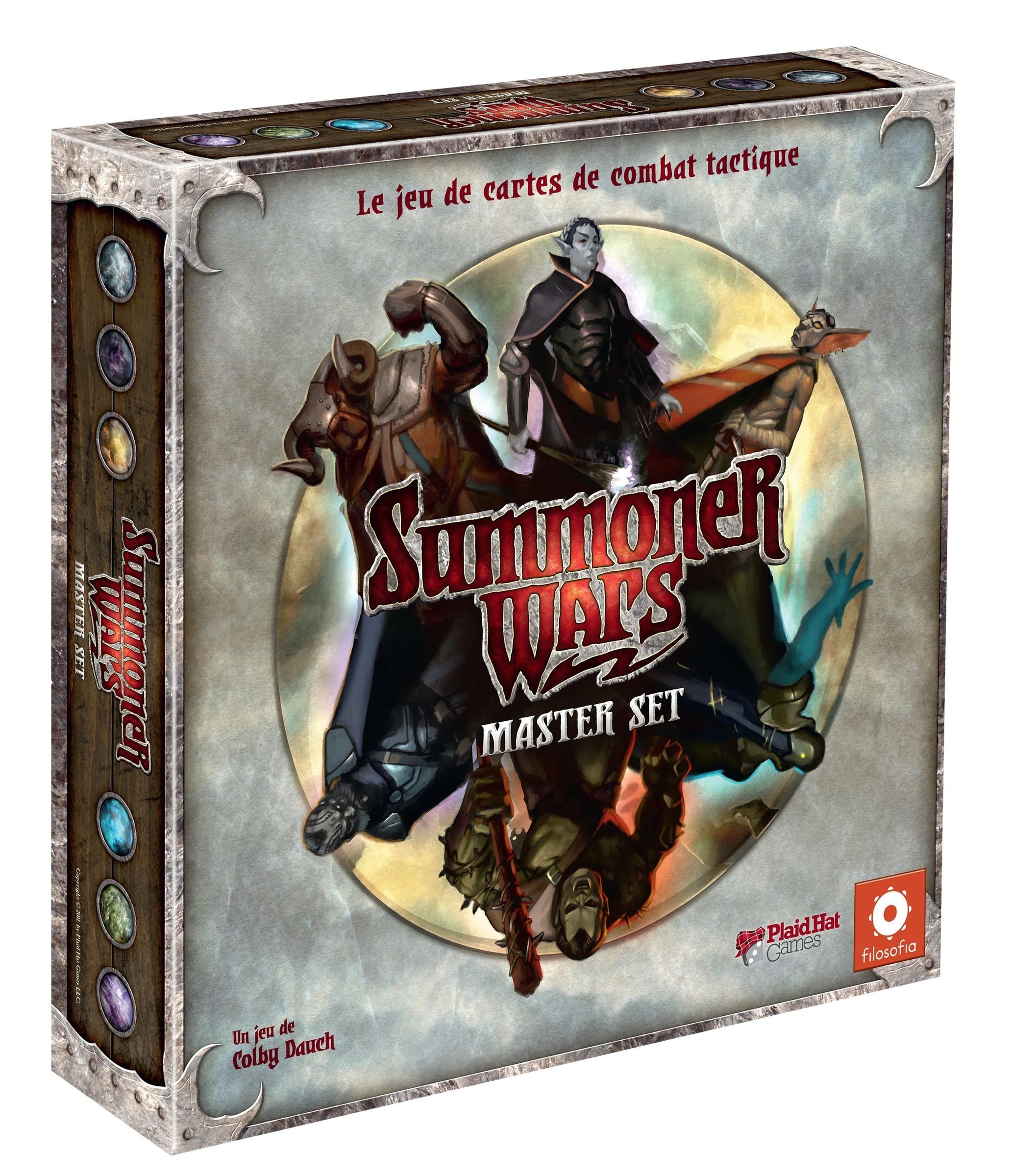 Summoner Wars : Master Set