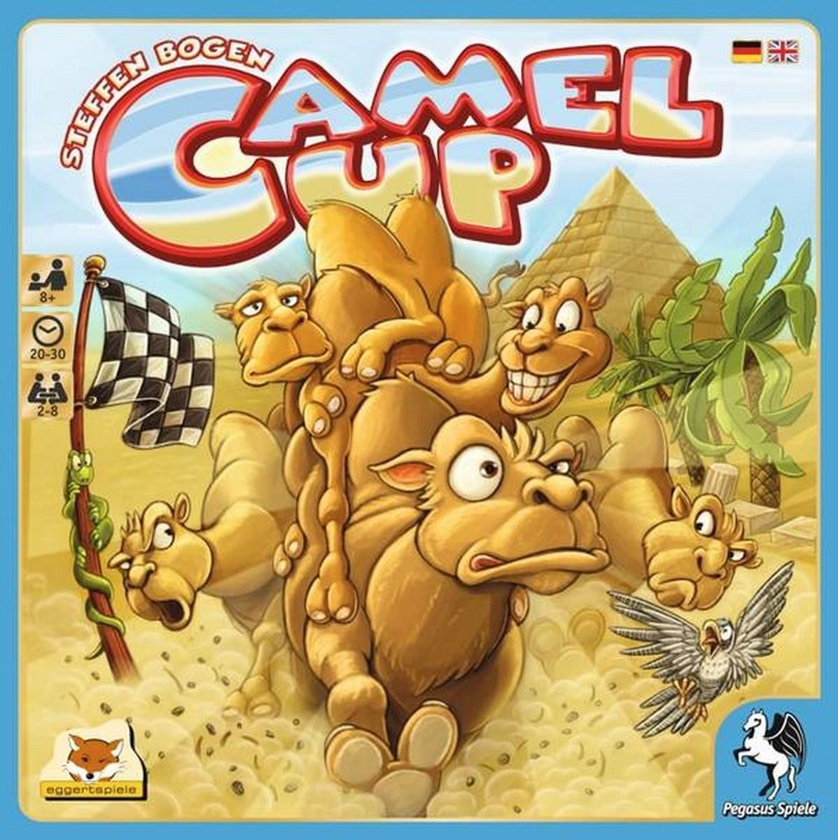 Camel Up, mais quelle bande de chameaux !
