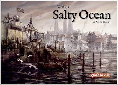 """Upon a Salty Ocean"" : Du hareng a Essen."