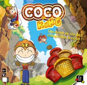 Coco King, ou quand Gigamic fait le singe