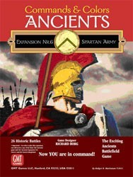 Commands & Colors: Extension #6: The Spartan Army