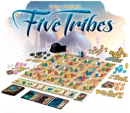 Five Tribes – Autorentagebuch (Teil 1)