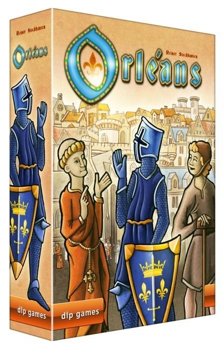 Sackstarkes Gefolge in Orléans