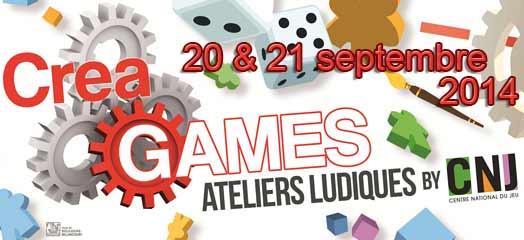 CreaGames et remise des prix du 33e Concours de Boulogne-Billancourt au CNJ