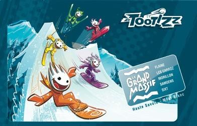 Zou, au ski !