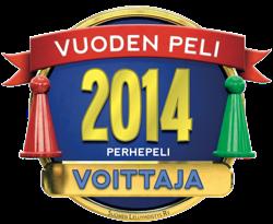 jeux de l'année finlandais et quelques mots sur les prix