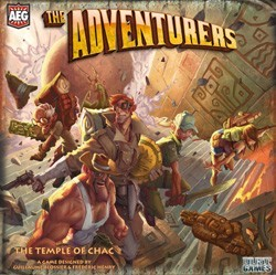 The Adventurers : Temple of Chac