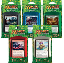 Magic l'assemblée : Théros Pack d'intro