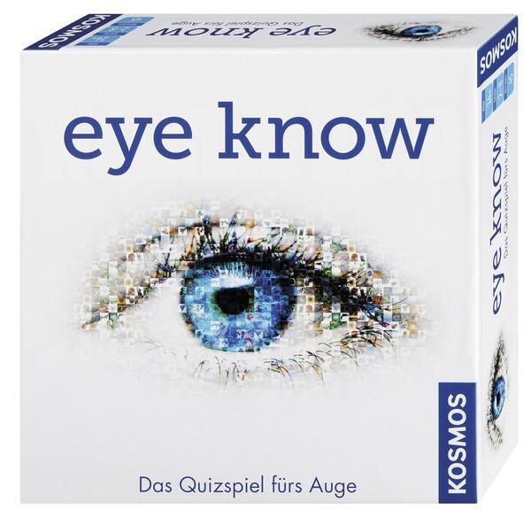 Für die Hirn-Augen-Koordination
