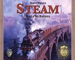 Steam - Rails to Riches