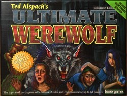 Ultimate Werewolf With Night Terrors Expansion