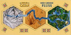 Les Colons de Catane : Der grosse Fluss