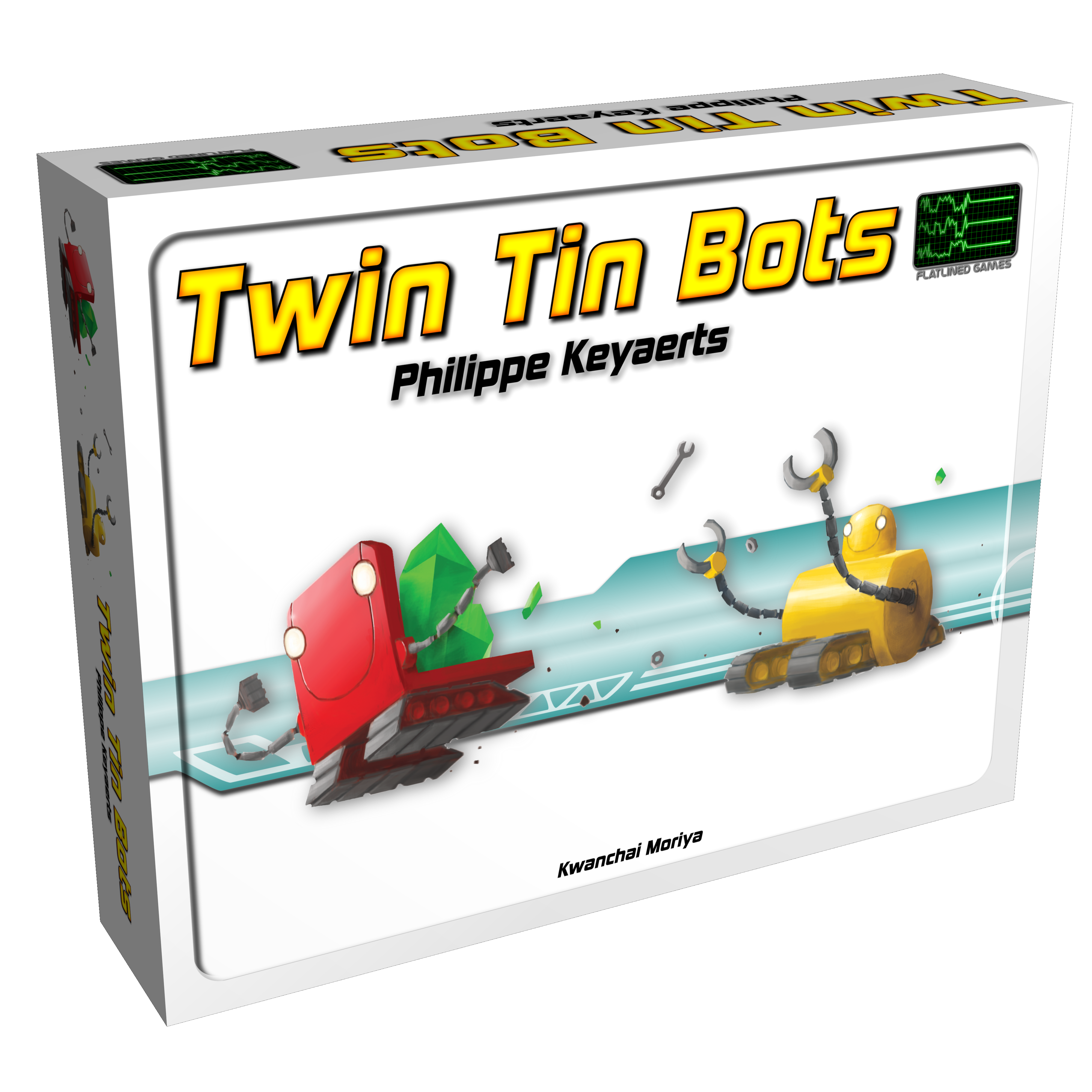 Twin Tin Bots : Le Making Of
