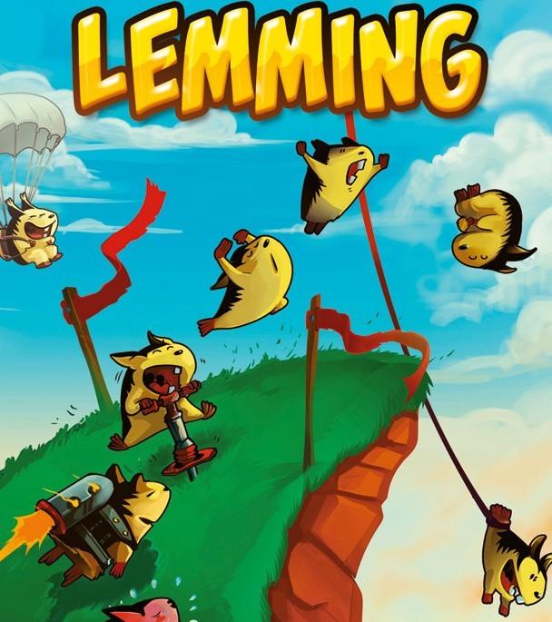 Lemming, quand Sebastian Bleasdale fait ses courses...