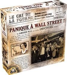 Panique à Wall Street
