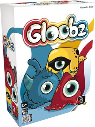 Gloobz: box 3d
