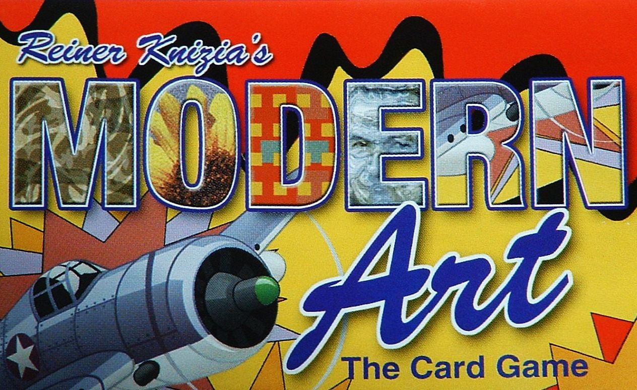 Modern Art : The Card Game